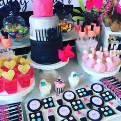 Pamper Spa party Birthday Party Ideas | Photo 1 of 22