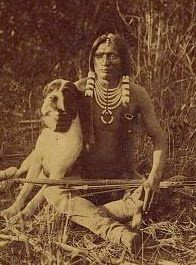 Doctor Barkman Speaks: History and vintage photos of Native American dogs