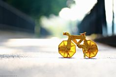 Bicycle ( origami )