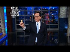 Stephen Takes A Bite Out Of Jeff Sessions | After a closed-door speech to the Alliance Defending Freedom, an anti-LGBT hate group, Attorney Jeff Sessions explains himself on the Late Show in his natural form.