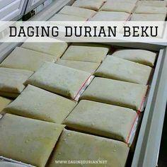 Tersedia Daging Durian Medan Berkelas di Malinau