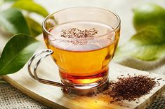 Nighttime Milk Thistle Tea: Bust your bloat with this tea recipe. Immune System Boosters Natural, Top 10 Home Remedies, Tea Benefits, Health Benefits, Milk Thistle, Dessert Cups, Healthy Teeth, Menopause, Allergies