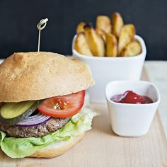 #burger | Dille & Kamille