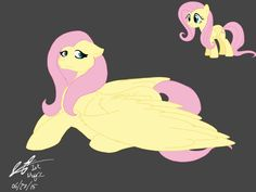 Flutters WIP! What do you guys think? I'm quite proud of how the wings turned out