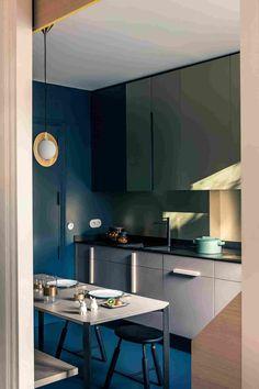 Квартира площадью 180 квадратных метров в Париже