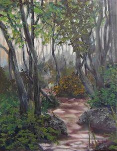 "Saatchi Art Artist ΑγγελικΗ Ageliki; Painting, ""Patches by Ageliki"" #art"
