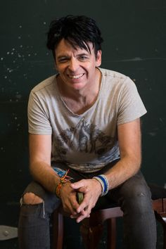 Gary Numan this Tuesday with Big Black Delta & Roman Remains is gonna be a party | Tickets: http://granadatheater.com/show/gary-numan/