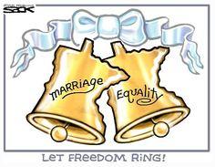 Steve Sack cartoon: Marriage Equality | StarTribune.com