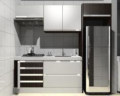 armarios para cozinha pequena 4