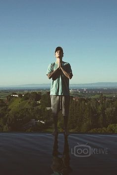 Justin Bieber wearing Fear of God Dropcrotch Drawstring Shorts