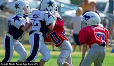 Should you move your child up to play with older athletes? #parents #footballadvice Follow our parents blog to get every story!