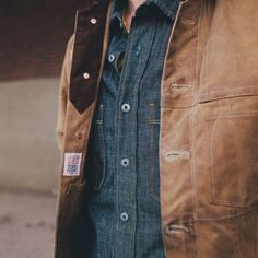Topo Designs X White Horse Trading Co - Field Jacket