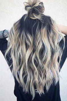 Spaß-lange überlagerte Haarschnitte für Frauen 2018/2019