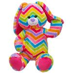 16 in. Stripes-A-Lot Bunny - $20.00 #buildabear #easter #funfureverybunny