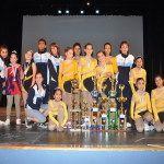 """Juegos Atacalar 2014: Santa Fe se quedó con la Copa """"Carlos Rosales"""" y el título de campeón"""