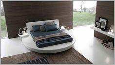 Chambre à coucher de rêve: Lits circulaires ! ~ Décor de Maison / Décoration Chambre