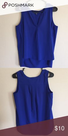 Blouse loose fitted blouse, only worn once so still in good condition. 100% polyester American Eagle Outfitters Tops Blouses