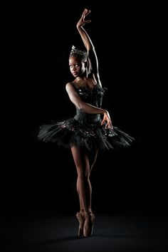 michaela deprince ballet dancer from sierra leone
