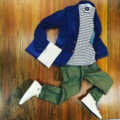 いいね!21件、コメント3件 ― @marsventのInstagramアカウント: 「今日はお出かけ日和なお天気ですね♪ Jacket#spellbound Cutandsewn#psbypaulsmith#paulsmith Pants#fobfactory…」