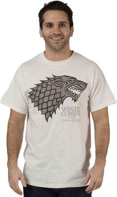 Stark Game of Thrones Shirt
