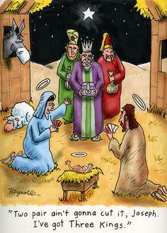 humor christmas Mature christian