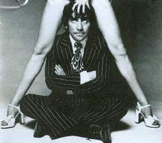 """We didn't go out of our way to be nasty, we were naturally nasty."" —Keith Moon"