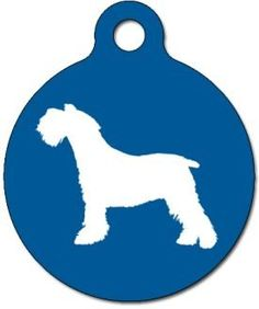 $11.99-$11.99 These tags are 1 1/4 inches (3.18 cm) in diameter. They are made of high-quality stainless steel and coated with a special polymer that fuses the graphics permanently to the pet tag. Fully customizable with pet name, phone number, and other vital pet information. These are one-of-a-kind pet ID tags that are specially designed by our company and of a higher quality than any of our co ...