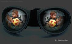 O Meu Herói | Fotografia de JouElam | Olhares.com