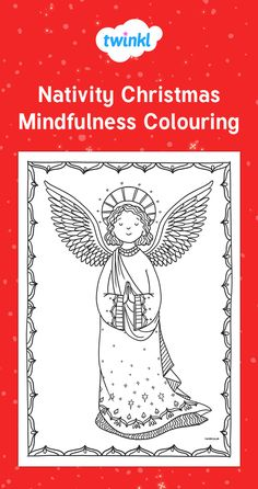 this lovely set of colouring sheets feature a selection of nativity images to colour and give to a friend or relative