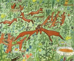 Parsley by Ludwig Bemelmans, Harper & Row, 1955  via Stopping Off Place