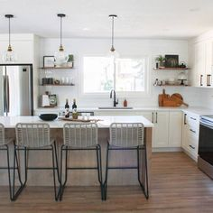New Free of Charge Kitchen Remodel fixer upper Suggestions Kitchen Remodel sits at the very top of several homeowners'wish lists, and for good reason: If pro Fixer Upper House, Decorating Blogs, Kitchen Remodel, House Design, Table, Homes, Furniture, Top, Free