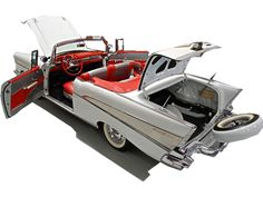 '57 Chevrolet Bel Air...Brought to you by #House of #Insurance in #Eugene #Oregon call today for a #Quote and start #Saving on #Insurance tomorrow. 541-345-4191