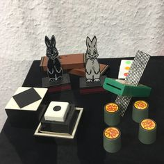 Mikro-Kunststücke u.a. von Horst Christ und Wolfgang Großkopf