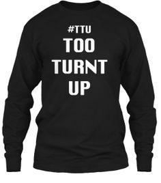 The #TTU shirt is finally here!!!