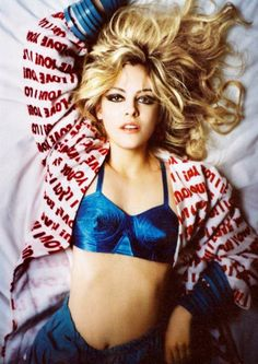 Sultry Bardot Fashion - The Riley Keough Dazed & Confused Spread Channels a '60s Icon (GALLERY)