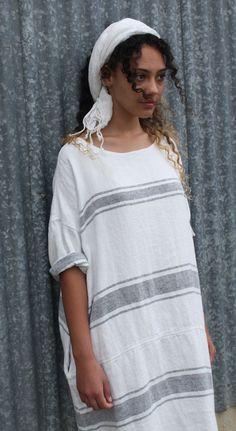 Linen Dress MegbyDesign                                                                                                                                                                                 More