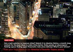 City Getaways. Via T+L (www.travelandleisure.com).