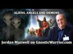 Jordan Maxwell on Aliens, Angels and Demons - Gnostic Warrior #13