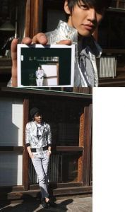 Kim Yeong-kwang, Korean actor, model