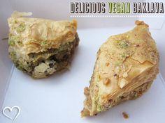 Vegan Baklava #recipe #yum #vegan @Alicia Silverstone