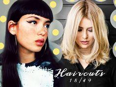 Τα καλύτερα γυναικεία κουρέματα για το Φθινόπωρο Χειμώνα 2018 2019 7 διαφορετικές προτάσεις στα κουρέματα που θα καθορίσουν τις τάσεις.. Finger Waves, Fashion Beauty, Hair Cuts, Glamour, Trends, Haircuts, Water Ripples, Hair Weaves, Hair Style