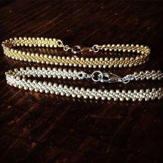 Silver bead bracelet, silver bracelet, minimalist bracelet, silver seed bead bracelet, minimalist beaded bracelet
