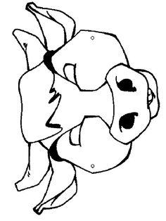 Masks Coloring Page 24