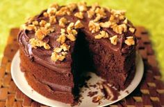 Chocolate carrot cake recipe - goodtoknow
