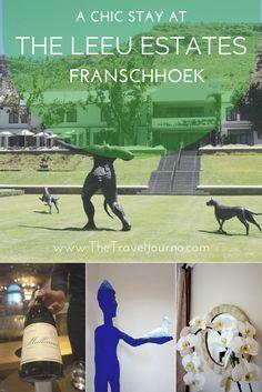 Leeu Estates, Franschhoek