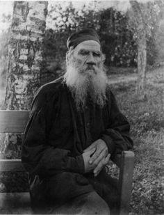 Leo Tolstoy    ca 1897