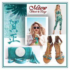 """MIOW BALI #3-II"" by nizaba-haskic on Polyvore featuring moda i Wildfox"