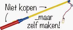 DMMU: Zelf maken: Sint Maarten Lampion stok!