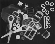 Man Ray Photogram
