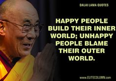 After Dalai Lama's demise, a new Dalai Lama incarnates. EliteColumn presents some of the best Dalai Lama Quotes to help people find their true purpose in life. Wise Quotes, Happy Quotes, Deep Quotes, Fearless Quotes, Rumi Quotes, Book Quotes, Buddhist Quotes, Spiritual Quotes, Buddha Quotes Inspirational